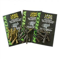 Korda Lead Clip Silt