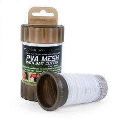 Kit plasa solubila PVA Korum with bait cutter