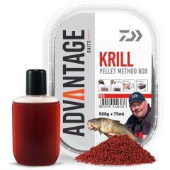 Pelete Daiwa Method Pellet Box Krill 500g