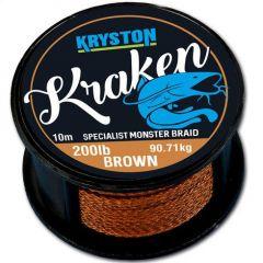 Fir textil Kryston Kraken Brown 200lb/10m