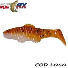 Shad Relax King Shad Laminat 7.5cm, culoare 050 - 10buc/plic