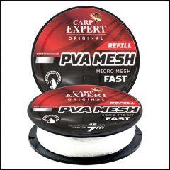 Rezerva Plasa Solubila PVA Carp Expert Hexa Mesh Fast (refill) 35mm/7m