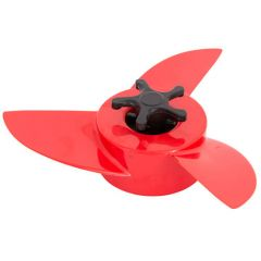 EnergoTeam Electric Boat Motor Propeller Sentiel Red 66lb