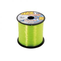 Fir monofilament Lineaeffe Bass Top Yellow 0.22mm/5.0kg/1200m