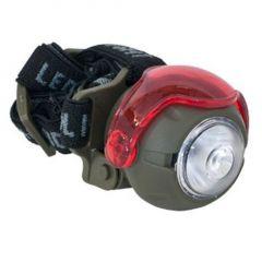 Lanterna  cap Jaf Laser 1 LED