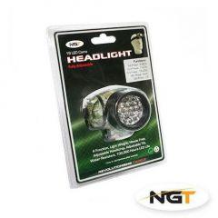 Lanterna cap NGT Camo 19 Leduri