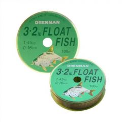 Fir monofilament Drennan Float Fish 0.20mm/5lb/100m