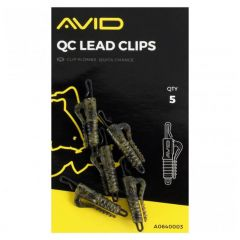 Avid Carp QC Leadclip Kit