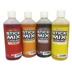 Bait-Tech Stick Mix Liquid Krill 500ml
