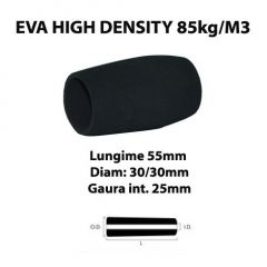 Grip EVA High Density 30/30x55mm gaura interioara 20mm