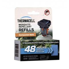 Thermacell M-48 Refill Backpacker Mats-Only