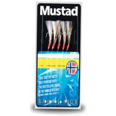 Taparina Mustad Rainbow Flasher Nr.4