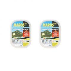 Pelete Maros Mix Method Box Green Betain Fragute Dulci 2mm