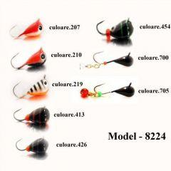 Set mormaste wolfram Shark Serie.8224 nr.16 culoare 210