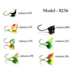 Set mormaste wolfram Shark Serie.8236 nr.16 culoare 004
