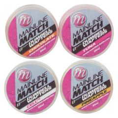 Dumbells Mainline Match Wafters Orange Chocolate 8mm