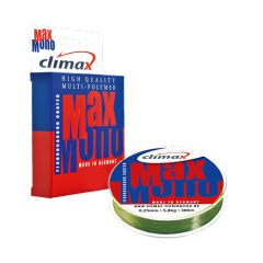 Fir monofilament Climax Max Mono Olive 0.12mm/1.3kg/100m