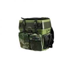 Lada Trakko Ice Fishing Green + Rucsac