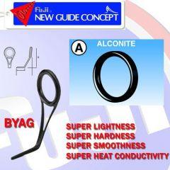 Inele Fuji Alconite BYAG Nr.8L