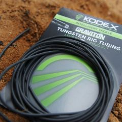 Kodex Gravitation Super-Heavy Tungsten Rig Tubing - Chod Silt