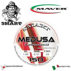 Fir monofilament Maver Medus Carpodrome 0,184mm/4,1kg/150m