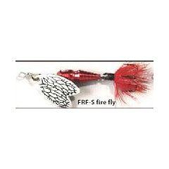 Rotativa Mepps Thunder Bug, marimea 2, Fire Fly-Silver, 7.0gr