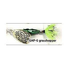 Rotativa Mepps Thunder Bug, marimea 1, Grasshopper-Gold, 4.0gr