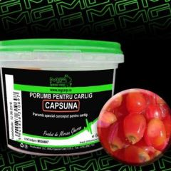 Porumb MG Special Carp pentru carlig - Capsuna