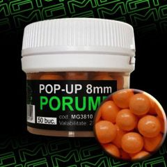 Boilies MG Special Carp Pop-Up Porumb 8mm