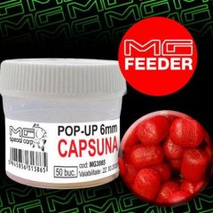 Dumbells MG Special Carp Pop-Up Feeder Capsuna 6mm
