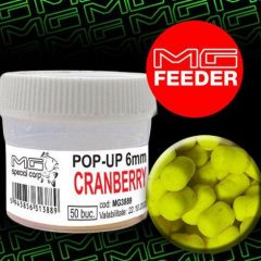 Dumbells MG Special Carp Pop-Up Feeder Cranberry 6mm