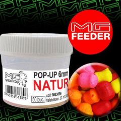 Dumbells MG Special Carp Pop-Up Feeder Natur 6mm