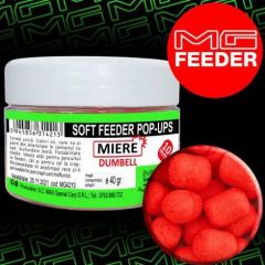 MG Special Carp Soft Feeder Pop-Ups Dumbell 10mm Miere