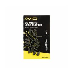 Avid Carp Micro QC Leadclip Kit