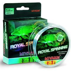 Fir monofilament Mivardi Royal Spin 0,185mm/3,9kg/200m