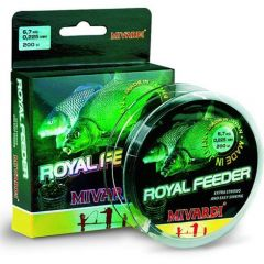 Fir monofilament Mivardi Royal Feeder 0,185mm/3,90kg/200m