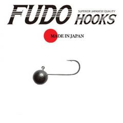 Microjig Relax Spinning bila carlig Fudo nr. 1/0, 2g, plic 8buc.