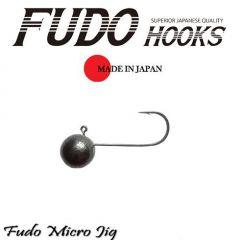 Microjig Relax Spinning bila carlig Fudo nr.5/0, 7gr, plic 6buc.
