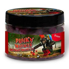 Boilies Radical Method Marbles Punky Monkey  9mm
