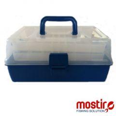 Valigeta Mostiro 2 sertare