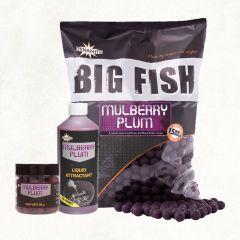 Boilies Dynamite Baits Mulberry Plum 15mm 1.8kg