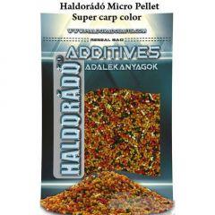 Pelete Haldorado Micro Pellet - Multicolor 800g