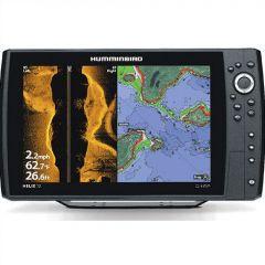 Sonar Humminbird Helix 12 Chirp Mega SI GPS G2N