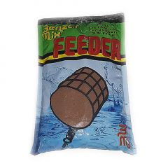 Nada Benzar Mix Feeder Crap 1kg