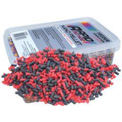 Pelete Carp Zoom Rapid Method Nano 1.5mm Strawberry-Halibut