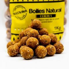 Boilies Bucovina Baits Tare Natural Cereals 1kg