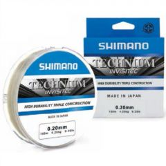 Fir monofilament Shimano Technium Invisitec New 0,225mm 150m