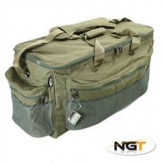 Geanta NGT Giant Carryall Green 093L