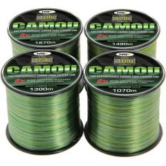 Fir Monofilament NGT Camou Line 0.25mm/4.50Kg/1870m