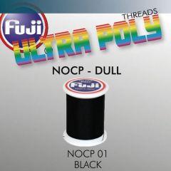 Ata matisaj Fuji Dull #50/100m- Black 001